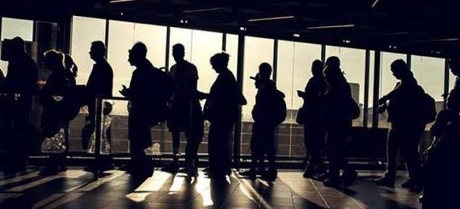 Kayıtlı işsizler Ekim'de azaldı