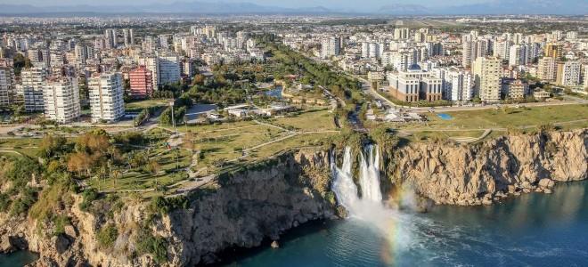 Konut Fiyatlarında Antalya, Türkiye'yi 3'e Katladı