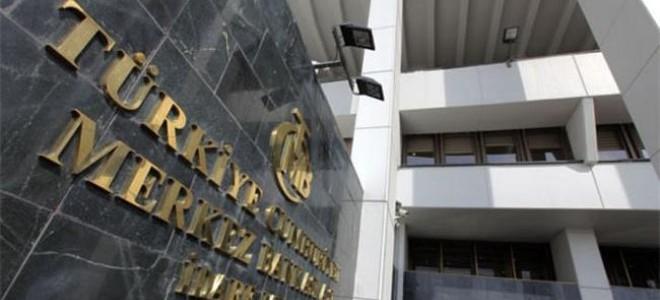 Merkez Bankası 12 aylık enflasyon beklentisini açıkladı