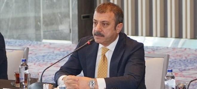 Merkez Bankası Başkanı Kavcıoğlu, soruları yanıtladı