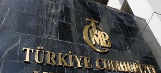 Merkez Bankası'nın Brüt Döviz Rezervleri 1,4 Milyar Dolar Arttı