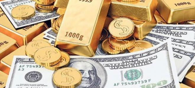 Merkez Bankası'nın Döviz Rezervleri Azalırken, Altın Rezervi Arttı