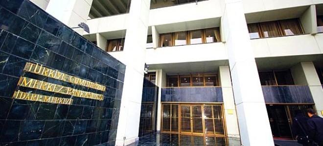 Merkez Bankası'nın Toplam Rezervleri Geçen Hafta Azaldı