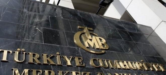 Merkez Bankası'nın Toplam Rezervleri Geçen Hafta 3,98 Milyar Dolar Azaldı