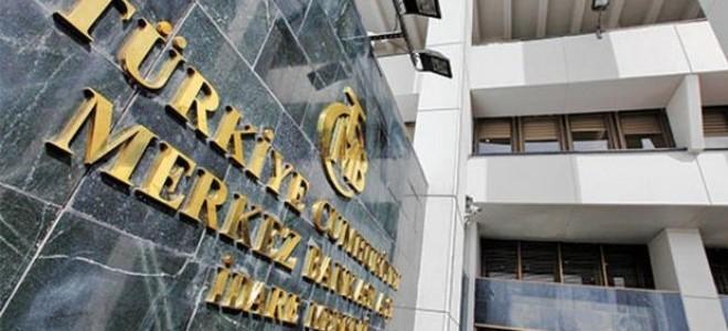 Merkez Bankası'nın Toplam Rezervleri Geçen Hafta Arttı