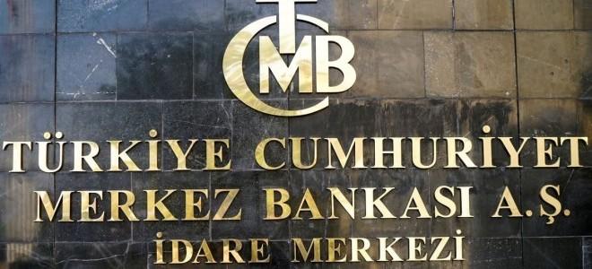 Merkez Bankası rezervleri 83 milyar 595 milyon dolar oldu