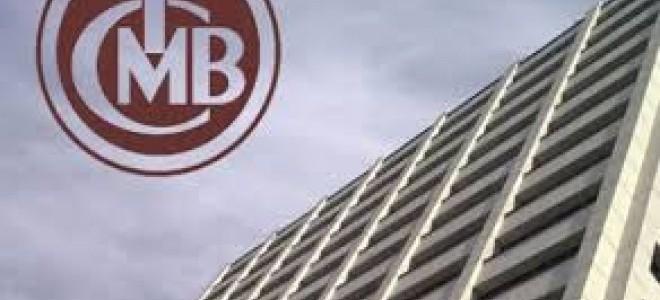 Merkez Bankası TÜFE Beklentisi Geriledi