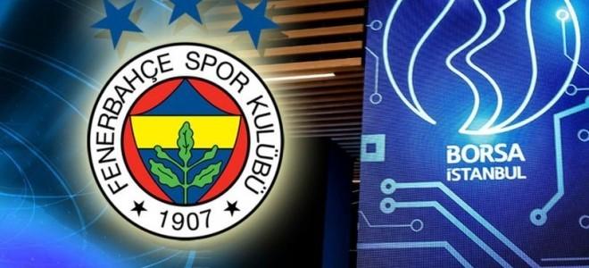 Mesut Özil, Fenerbahçe'yi borsada sırtladı