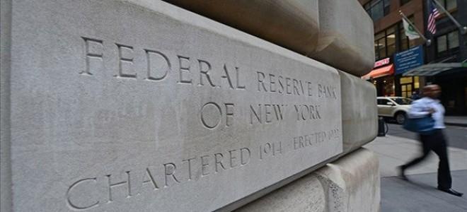 New York Fed imalat endeksi, mayısta beklenenden az düştü
