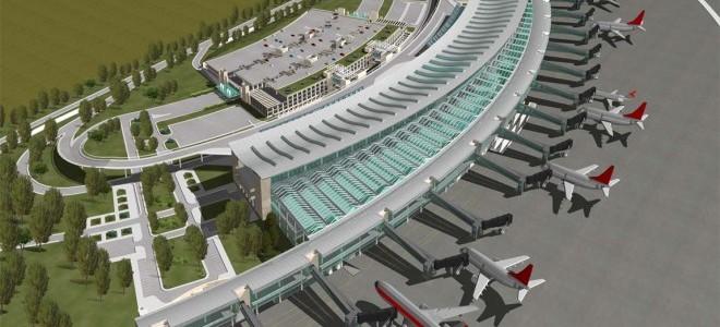 Nihat Özdemir: Bir Yıl Sonra Üçüncü Havalimanı Hizmete Girecek