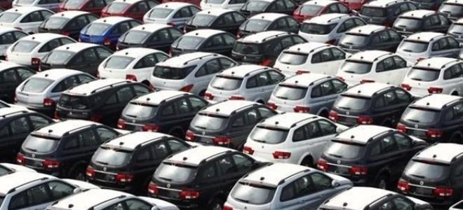 ODD: Mart'ta otomobil ve hafif ticari araç pazarı yüzde 11,03 oranında daraldı