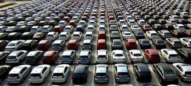 Otomobil ve hafif ticari araç pazarı Mayıs'ta yüzde 55 daraldı
