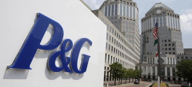 P&G ikinci çeyrekte gelirini açıkladı