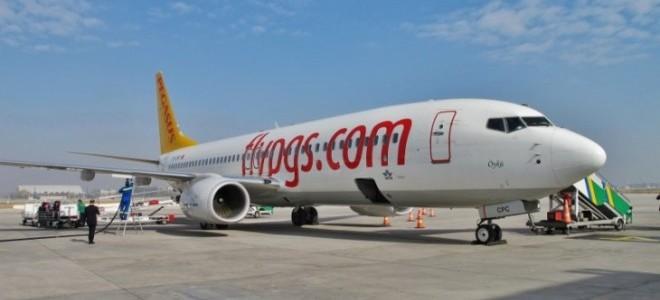 Pegasus Havayolları Yılın İlk 6 Ayında Yüzde 14 Büyüdü