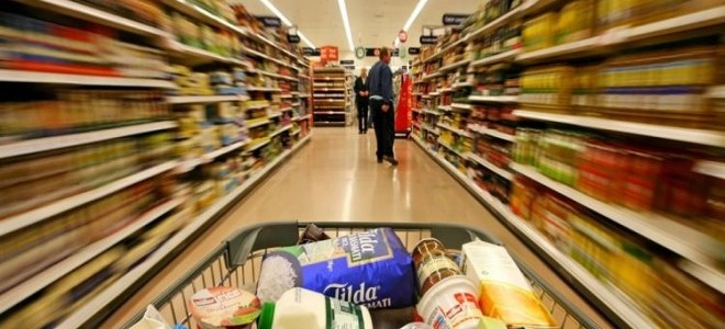 Perakende satış hacmi Temmuz'da yıllık %3,7 azaldı