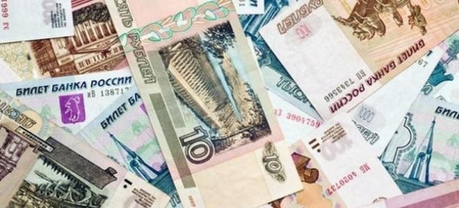 Rus Rublesi Dolar Karşısında İki Yılın En Düşük Seviyesinde