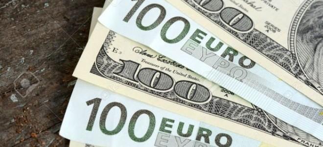 Sabah Saatlerinde Dolar 6,46, Euro 7,20 Seviyesini Gördü