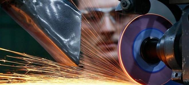 Sanayi üretim endeksi Kasım 2020'de arttı
