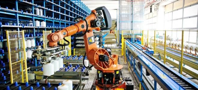 Sanayi üretim endeksi şubatta arttı