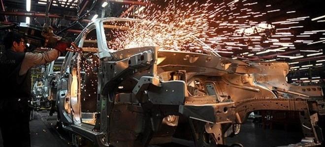 Sanayi üretimi beklenenden olumlu