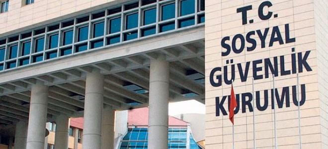 """SGK'dan istihdam belgesi vermeyenlere """"sert uyarı"""""""