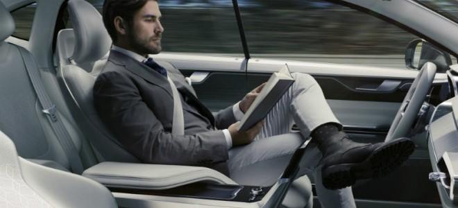 Sürücüsüz Araçlar 2023'de Devrede
