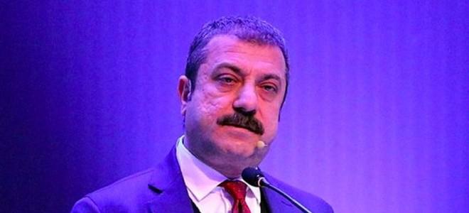TCMB Başkanı Kavcıoğlu'ndan