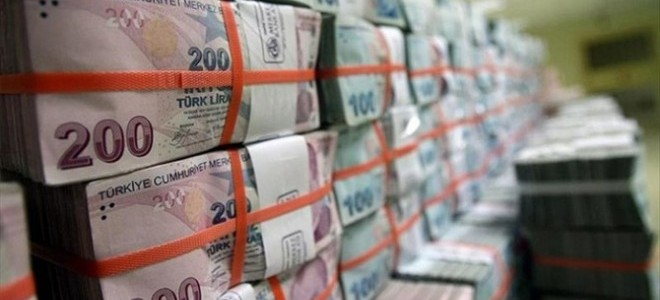 Toplam Kredi Stoku 2 Trilyon Lirayı Geçti