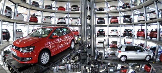Toplam motorlu araç üretimi yüzde 18 arttı