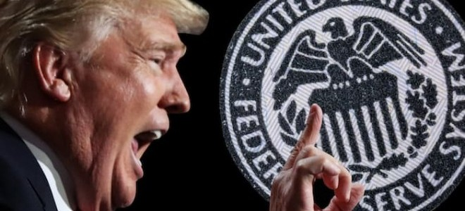 Trump FED başkan adaylarını açıkladı