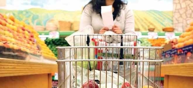 Tüketici Fiyatları Şubat'ta Arttı, Yıllık Enflasyon Çift Hanede