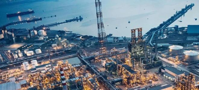 Tüpraş'ın ilk yarı üretimi yüzde 11 artışla 6.9 milyon ton oldu