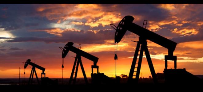 Üretim baskısıyla Brent petrol 45 doların altında!