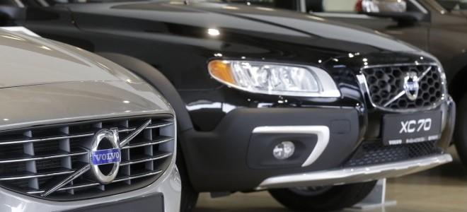 Volvo'nun ikinci çeyrek net kazancı 112.6 milyar euro