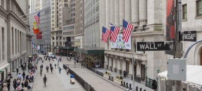 Wall Street'te Endeksler Haftaya Yükselişle Başladı