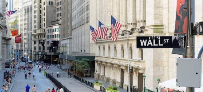 Wall Street Yükselişte