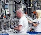 Almanya'da imalat sanayi PMI, güçlü ihracat ile martta tarihi rekor seviyeye ulaştı
