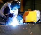 Almanya'da sanayi üretimi düşüşünü ikinci aya taşıdı