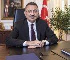 Cumhurbaşkanı Yardımcısı Oktay, 2022 Yılı Merkezi Yönetim Bütçesi'ni tanıttı