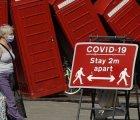 İngiltere'de enflasyon nisan ayında beklentilerin üzerinde arttı